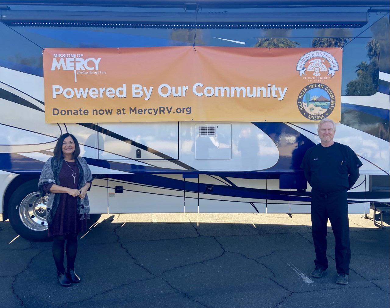 Mission of Mercy Unveils New Mobile Medical Unit