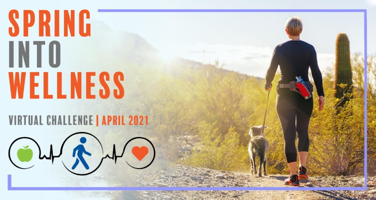Spring Into Wellness With Us