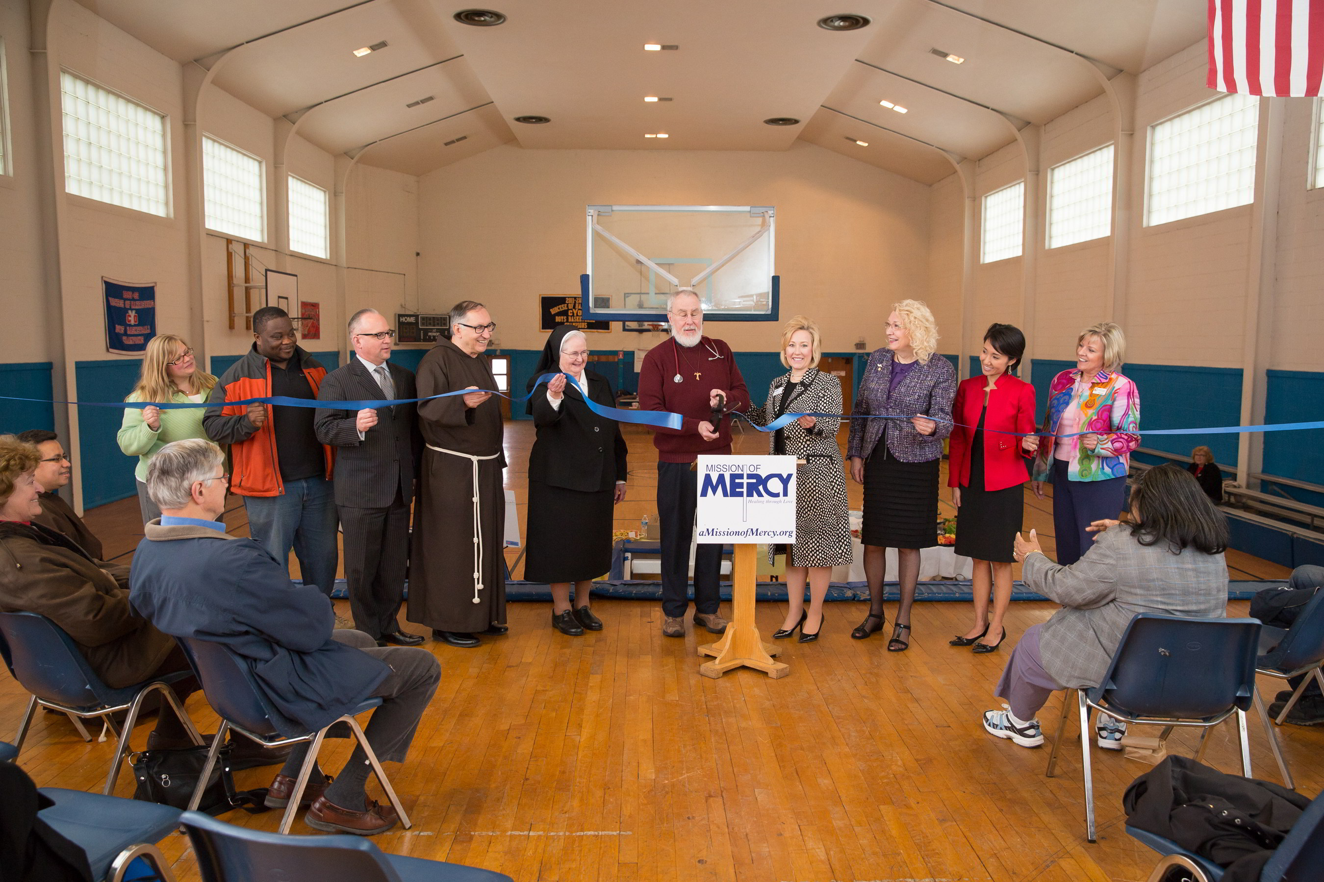 "Mission of Mercy Launches  New Location & ""Campaign for Care"""